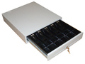 Горизонтальный денежный ящик SI-420 - Черный